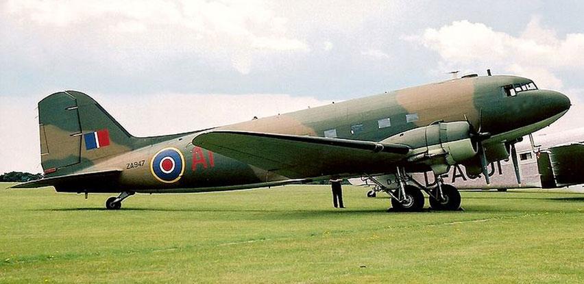 Douglas-Dakota-DC-3
